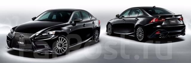 Спойлер. Lexus IS250 Lexus IS300h