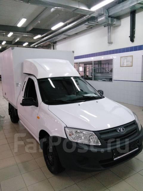 ВИС 2349. Хлебный фургон, 1 600 куб. см., 508 кг.