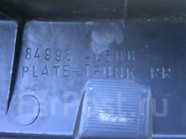 Панель стенок багажного отсека. Nissan Skyline, HV35, NV35, PV35, V35 Двигатели: VQ30DD, VQ35DE, VQ25DD, VQ25HR