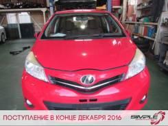 Toyota Vitz. KSP130, 1KR