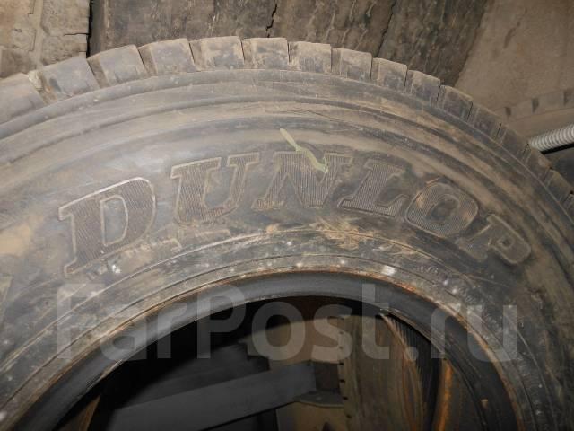 Dunlop. Зимние, без шипов, износ: 30%, 4 шт