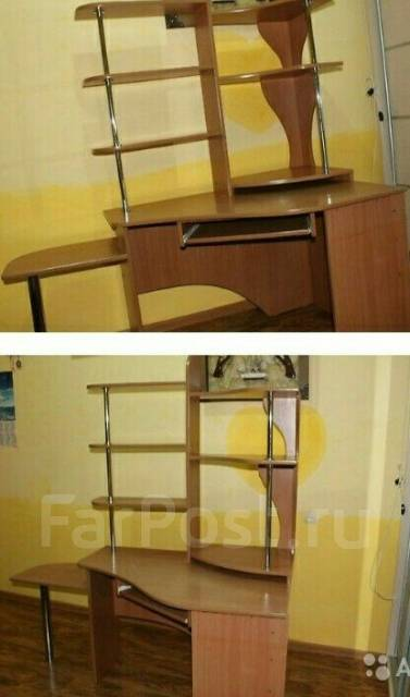 Столы письменные.