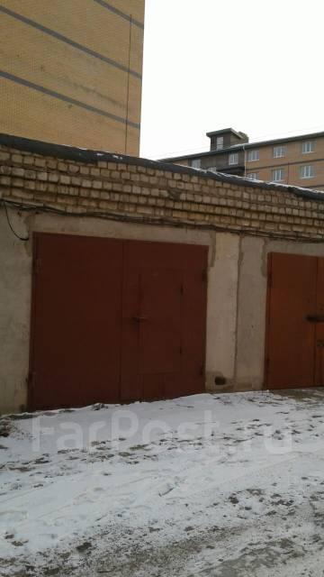 Гаражи кооперативные. Кушнира 14/а, р-н Междуречье, 44 кв.м., электричество, подвал.