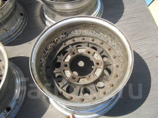 Dunlop. 8.5x15, 6x139.70, ET-35