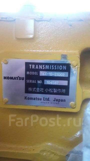 Коробка переключения передач. Komatsu