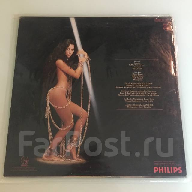 Виниловая пластинка Cher- Prisoner