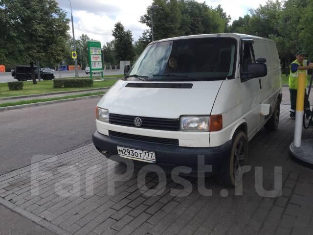 Volkswagen Transporter. механика, передний, 2.0, бензин, 179 тыс. км