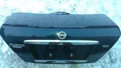 Крышка багажника. Nissan Bluebird Sylphy, QNG10, NG11, QG10, KG11