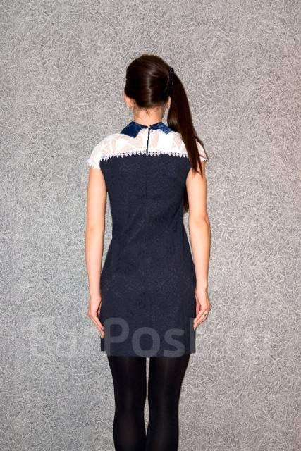 Платья-футляр. 42