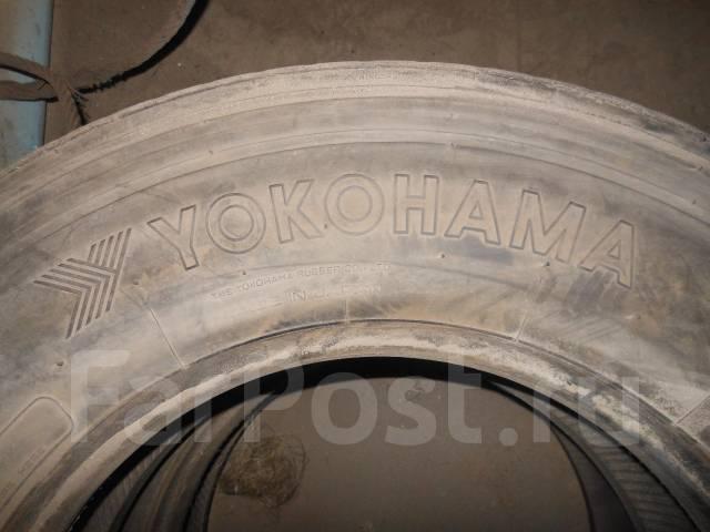 Yokohama. Зимние, без шипов, износ: 60%, 4 шт