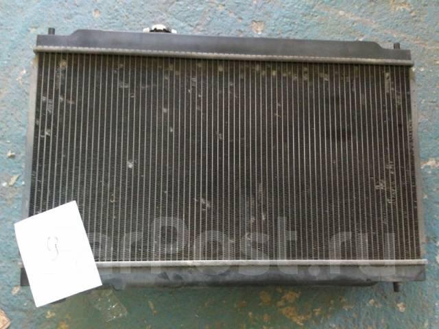 Радиатор охлаждения двигателя. Honda Integra, DC2