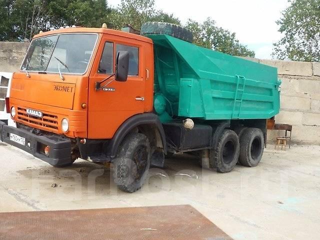 Камаз 5511. самосвал. собственник, 11 111 куб. см., 12 000 кг.