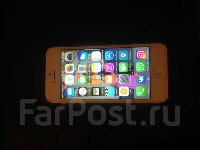 Apple iPhone. Новый