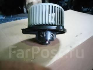 Мотор печки. Toyota Vista Ardeo, ZZV50G, ZZV50