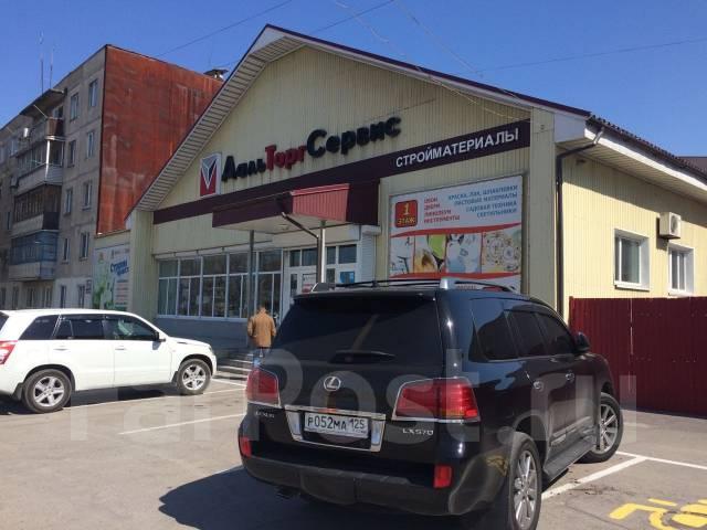 Аренда супермаркета в центре Спасска -Дальнего. 1 823 кв.м., ул Советская 132, р-н центр. Дом снаружи