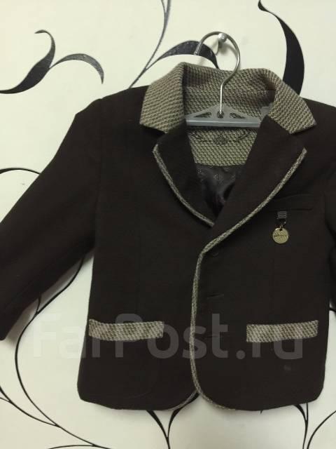 Пиджаки. Рост: 74-80, 80-86 см