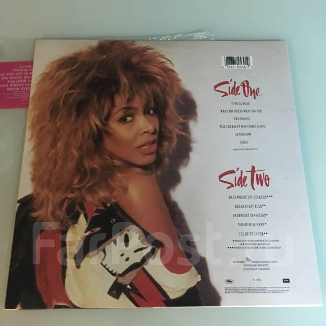 Виниловая пластинка Tina Turner - Break every rule