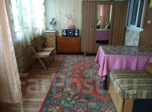 Дом из бруса с услугами. Ул. Новая, р-н с. Кипарисово-2, площадь дома 60 кв.м., скважина, электричество 10 кВт, отопление твердотопливное, от частног...