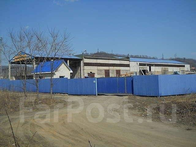 Сдам производственно-складское здание и земельный участок в Артеме
