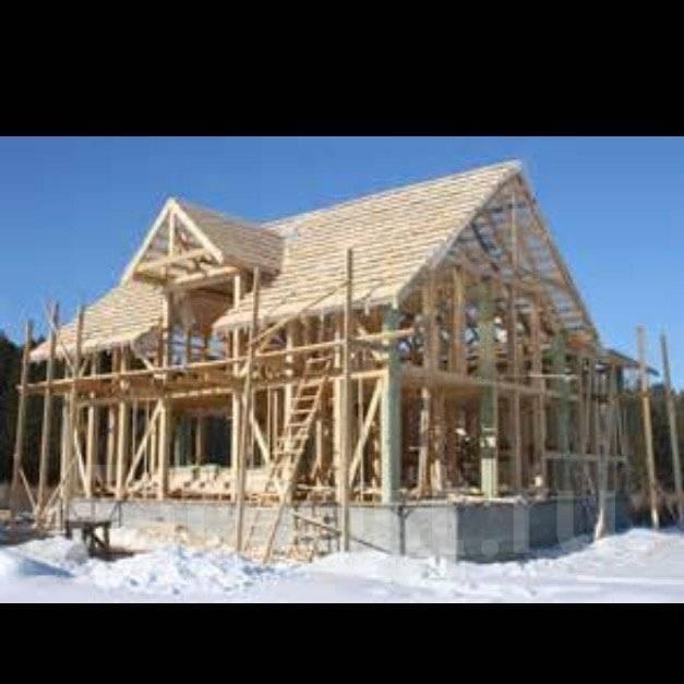 Строим дома бани делаем ремонты любой сложности