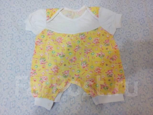 Одежда для новорожденных. Рост: 50-60 см