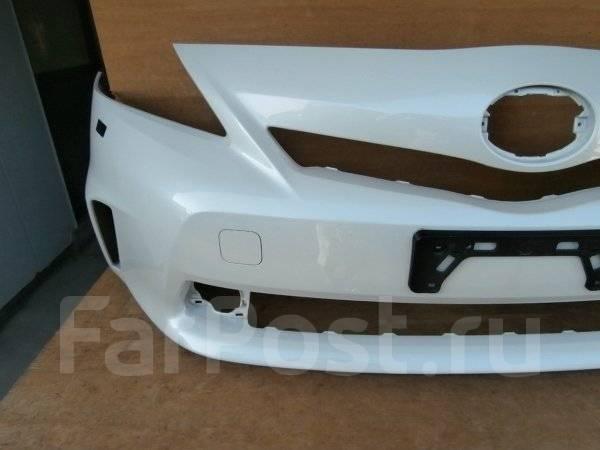 Бампер. Toyota Prius