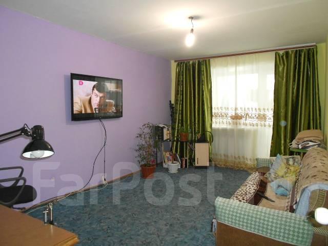 2-комнатная, улица Пирогова 8б. Железнодорожный, агентство, 51 кв.м.