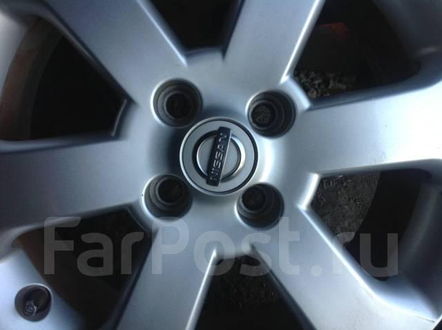Nissan. 6.0x16, 4x100.00, ET42