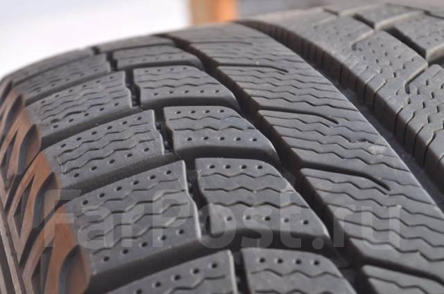 Michelin X-Ice. Всесезонные, 2011 год, без износа, 4 шт