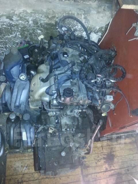 Двигатель. Mazda MPV, LWEW Двигатель FS