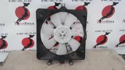Вентилятор радиатора кондиционера. Honda Jazz, GD1 Honda Fit, GD4, GD3, GD2, GD1