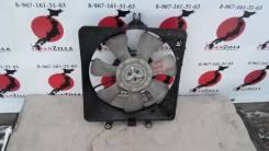 Вентилятор радиатора кондиционера. Honda Fit, GD2, GD1, GD4, GD3 Honda Jazz, GD1