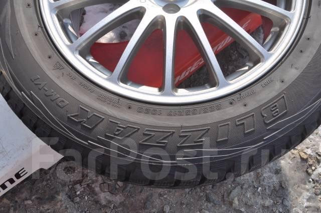 Bridgestone Blizzak DM-V1. Всесезонные, 2013 год, износ: 10%, 4 шт
