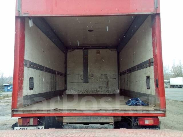 Volvo. Грузовик изотермический FL7 2007 г., 7 168 куб. см., 7 000 кг.