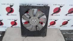 Вентилятор радиатора кондиционера. Honda Jazz, GD1 Honda Fit, GD2, GD1, GD4, GD3