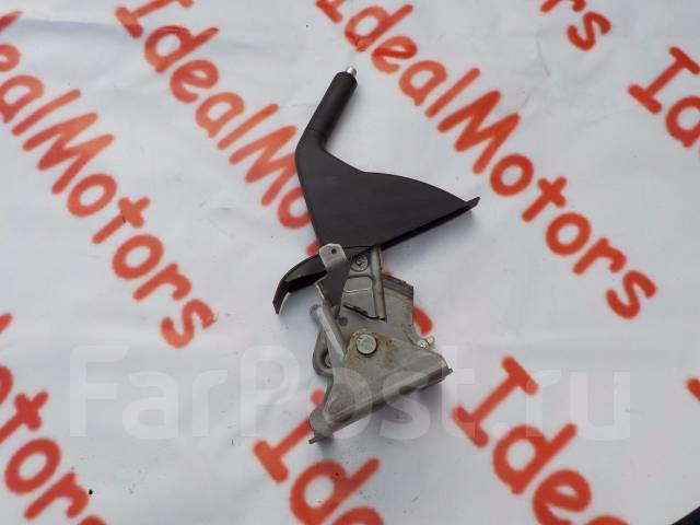Стояночная тормозная система. Mazda Axela, BL5FW