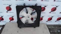 Вентилятор охлаждения радиатора. Honda Accord, CM3, CL7, CL9, CL8, CM1