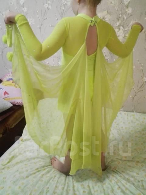 Новогодние костюмы, платья. Рост: 122-128, 128-134 см