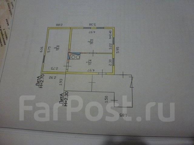 Продается дом в Кипарисово. улица Центральная 33, р-н, с. Кипарисово, площадь дома 42 кв.м., скважина, электричество 5 кВт, отопление твердотопливное...