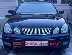 Решетка радиатора. Lexus GS300, UZS161, JZS160 Lexus GS430, JZS160, UZS161 Lexus GS400, JZS160, UZS161 Lexus GS300 / 400 / 430 Toyota GS300, JZS160, U...