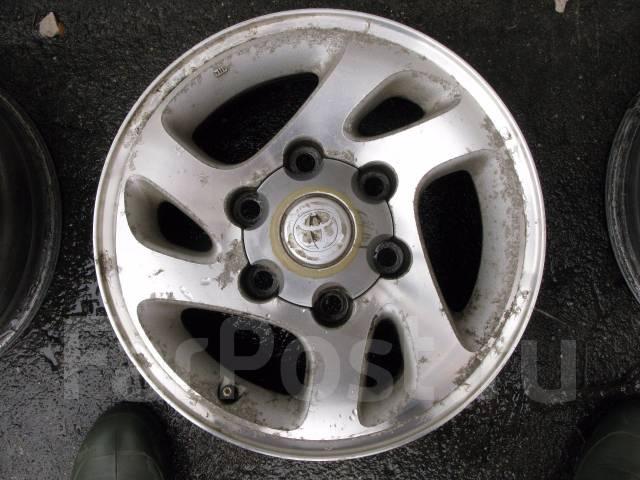 Toyota Hiace. 6.0x15, 6x139.70, ET30