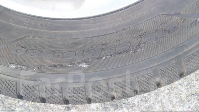 Toyo Winter Tranpath MK4. Зимние, без шипов, 2008 год, износ: 5%, 4 шт