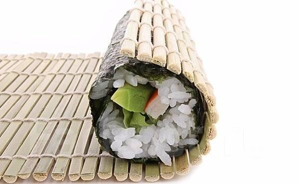 День японской кухни. Мастер-класс в подарок