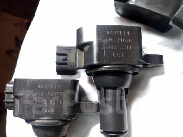 Запчасти на Nissan Murano Z50 (Катушки, инжектора, датчики, дросель). Nissan: Fairlady Z, 350Z, Terrano, Stagea Ixis 350S, Infiniti FX45/35, Infiniti...