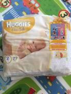 Huggies. 4-7 кг 20 шт