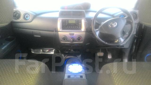 Toyota bB. автомат, передний, 1.3 (92 л.с.), бензин, 57 093 тыс. км