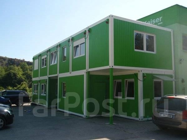 Бытовки, блок-контейнеры, модульные здания. Продажа и аренда