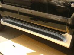 Подножки (пороги) Toyota Land Cruiser Prado 120.
