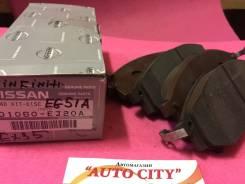 Колодки тормозные передние A-605 PF-2444 D1231M 41060-EG090 D1060-EG51A D1060-EJ20A D1060-ZC60A D1060-EG00C EX35 INFINITI передние (ORIGINAL)