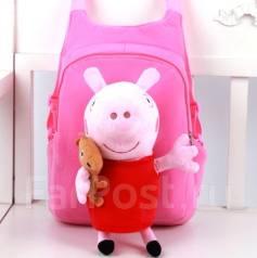 Детский рюкзак. Свинка Пеппа. Под заказ